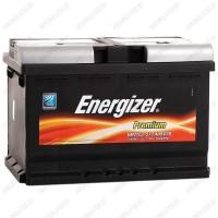 Аккумулятор Energizer Premium / 577 400 078 R / 77Ah EM77L3