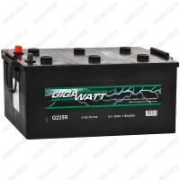Аккумулятор GIGAWATT G225L / 225Ah