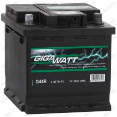 Аккумулятор GIGAWATT G44R / 45Ah