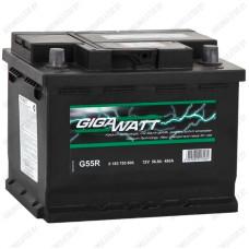 Аккумулятор GIGAWATT G55R / 56Ah
