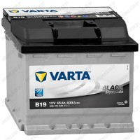 Аккумулятор Varta Black Dynamic B19 / 545 412 040 / 45Ah R