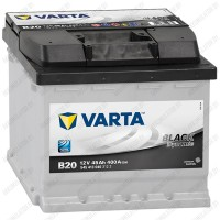 Аккумулятор Varta Black Dynamic B20 / 545 413 040 / 45Ah L