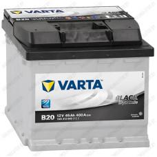 Аккумулятор Varta Black Dynamic B20 / 545 413 040 / 45Ah L