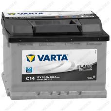 Аккумулятор Varta Black Dynamic C14 / 556 400 048 / 56Ah R