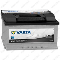 Аккумулятор Varta Black Dynamic E13 / 570 409 064 / 70Ah R