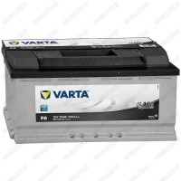 Аккумулятор Varta Black Dynamic F6 / 590 122 072 90Ah R