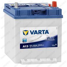 Аккумулятор Varta Blue Dynamic Asia A13 / 540 125 033 / 40Ah R