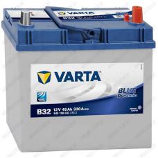 Аккумулятор Varta Blue Dynamic Asia B32 / 545 156 033 / 45Ah R