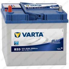 Аккумулятор Varta Blue Dynamic Asia B33 / 545 157 033 / 45Ah L
