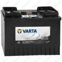 Аккумулятор Varta Promotive Black J1 / 625 012 072 / 125Ah R