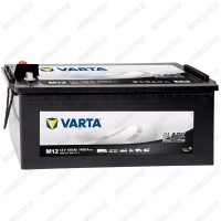 Аккумулятор Varta Promotive Black M12 / 680 011 140 / 180Ah L