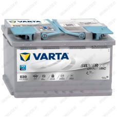 Аккумулятор Varta Silver Dynamic AGM E39 / 570 901 076 / 70Ah R