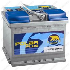 Аккумулятор Baren Polar Plus / 50Ah / Низкий