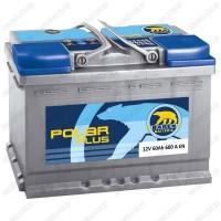 Аккумулятор Baren Polar Plus / 60Ah / Низкий
