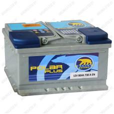 Аккумулятор Baren Polar Plus / 80Ah