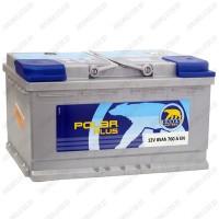 Аккумулятор Baren Polar Plus / 85Ah / Низкий