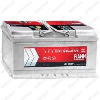 Аккумулятор Fiamm Titanium PRO / 100Ah / 870А