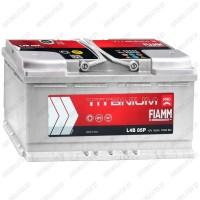Аккумулятор Fiamm Titanium PRO / Низкий / 85Ah / 760А