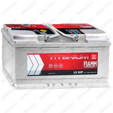Аккумулятор Fiamm Titanium PRO / 90Ah / 800А