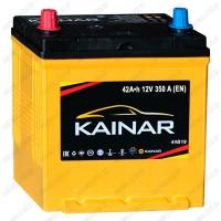 Аккумулятор Kainar 42Ah / 350А / Asia / Прямая полярность