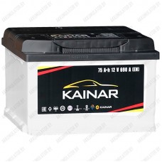 Аккумулятор Kainar 75Ah / Низкий