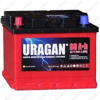 Аккумулятор Uragan L (60 Ah)