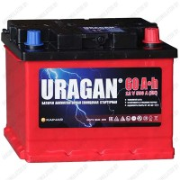 Аккумулятор Uragan R (60 Ah)