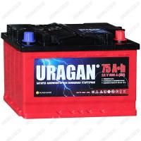 Аккумулятор Uragan R (75 Ah)