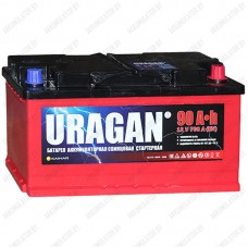 Аккумулятор Uragan R (90 Ah)