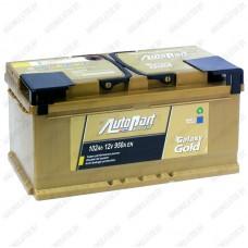 Аккумулятор AutoPart Galaxy Gold Ca-Ca 602-560 / 102Ah