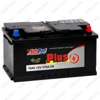 Аккумулятор AutoPart Plus 570-300 / 70Ah