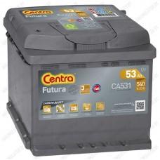 Аккумулятор Centra Futura CA531 / 53Ah
