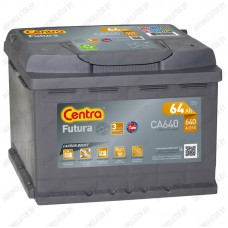 Аккумулятор Centra Futura CA640 / 64Ah