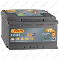 Аккумулятор Centra Futura CA770 / 77Ah