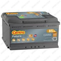 Аккумулятор Centra Futura CA852 / 85Ah / Низкий