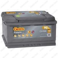 Аккумулятор Centra Futura CA900 / 90Ah