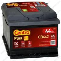 Аккумулятор Centra Plus CB442 / 44Ah / Низкий