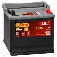 Аккумулятор Centra Plus CB450 / 45Ah