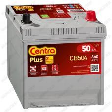 Аккумулятор Centra Plus CB504 / 50Ah