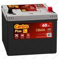 Аккумулятор Centra Plus CB604 / 60Ah