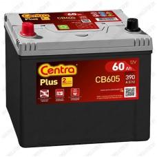 Аккумулятор Centra Plus CB605 / 60Ah