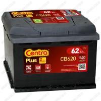 Аккумулятор Centra Plus CB620 / 62Ah