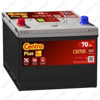 Аккумулятор Centra Plus CB705 / 70Ah