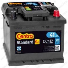 Аккумулятор Centra Standard CC412 / 41Ah / Низкий