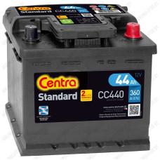 Аккумулятор Centra Standard CC440 / 44Ah