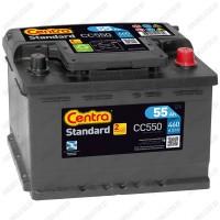 Аккумулятор Centra Standard CC550 / 55Ah