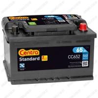 Аккумулятор Centra Standard CC652 / 65Ah / Низкий