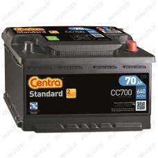 Аккумулятор Centra Standard CC700 / 70Ah
