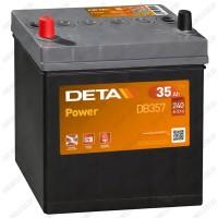 Аккумулятор DETA Power DB357 / 35Ah