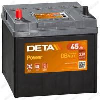 Аккумулятор DETA Power DB457 / 45Ah